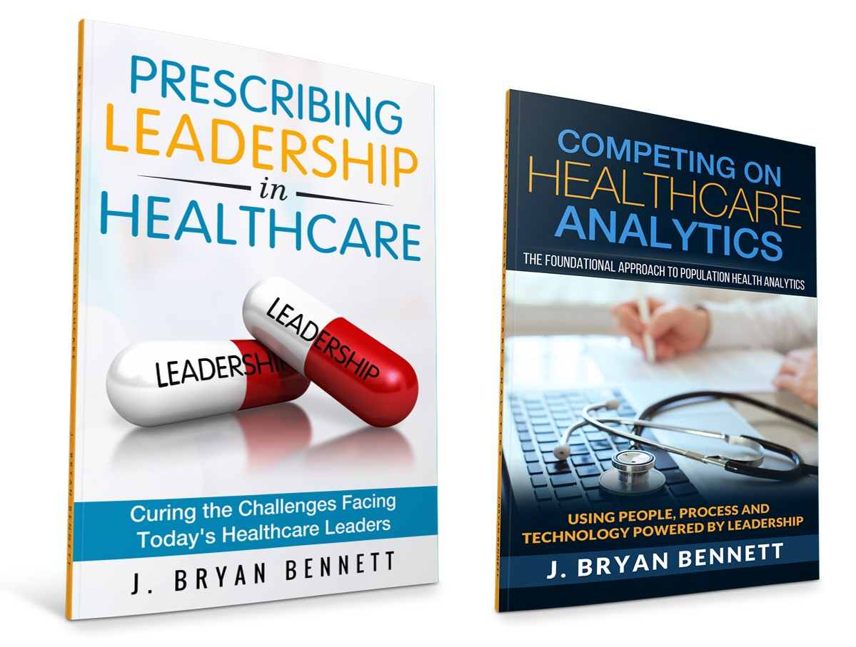 Prescribing Leadership & Competing on Healthcare Analytics Combo